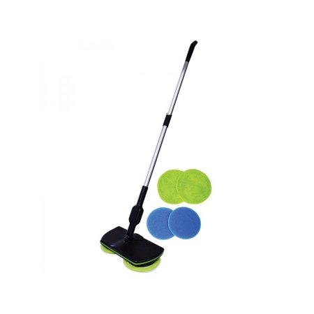 Lavaport Electric 360°Spin Cordless Powered Floor Cleaner Polisher Rechargeable (Parts Of Vacuum Cleaner And Floor Polisher)