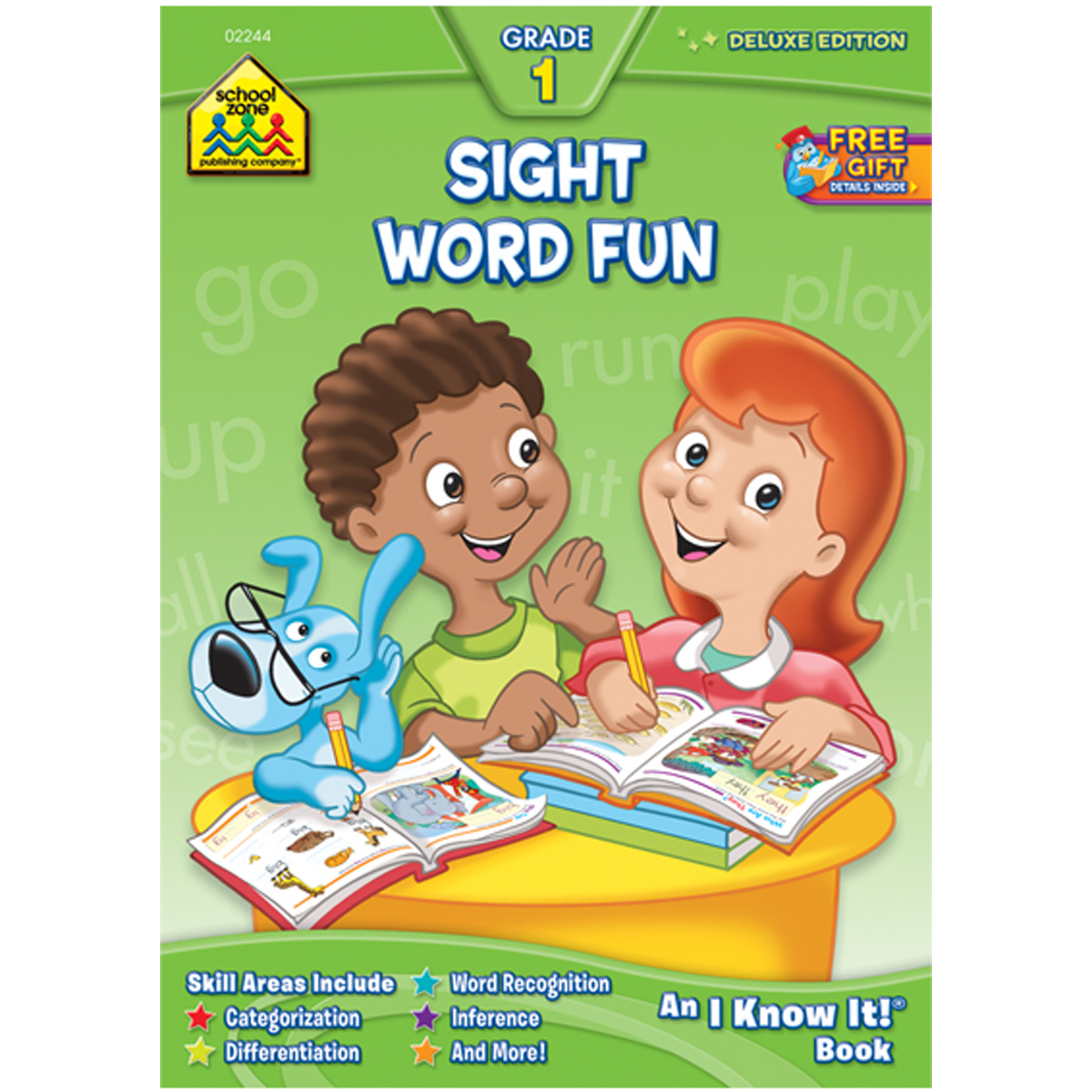 Workbooks-Sight Word Fun Grade 1