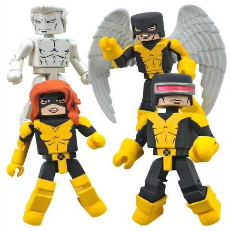 DIAMOND SELECT TOYS Marvel Minimates: X-Men: First Class Box Set by MARVEL