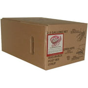 Willtec Dr Pepper Bag In Box Soda Fountain Syrup Concentrate, 2.5 gal