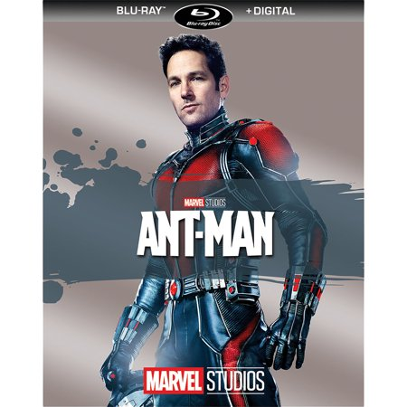 Ant-Man (Blu-ray + Digital)