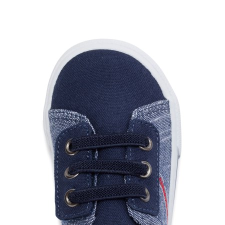 Wonder Nation Casual Canvas Play Sneakers (Infant Boys)