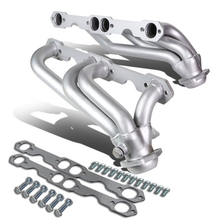 92 93 Integra Strut (For 88-97 Chevy/GMC Truck 5.0/5.7 w/o Air Injection Silver-Coated Stainless Steel Exhaust Header 90 91 92 93 94 95)