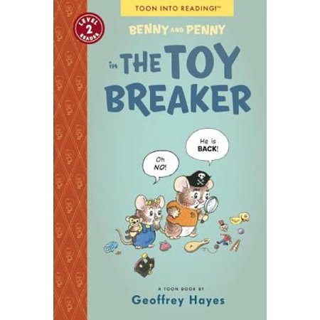 Benny and Penny in the Toy Breaker : Toon Level 2
