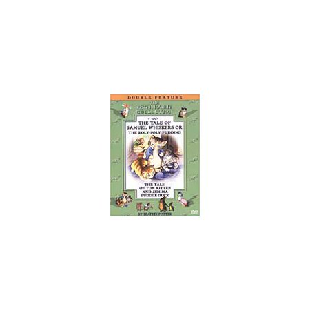 Peter Rabbit Collection -The Tale Of Samuel Whiskers Or The Roly-poly Pudding/The Tale Of Tom Kitten And Jemima Puddle-duck, The](Rabbit Whiskers)
