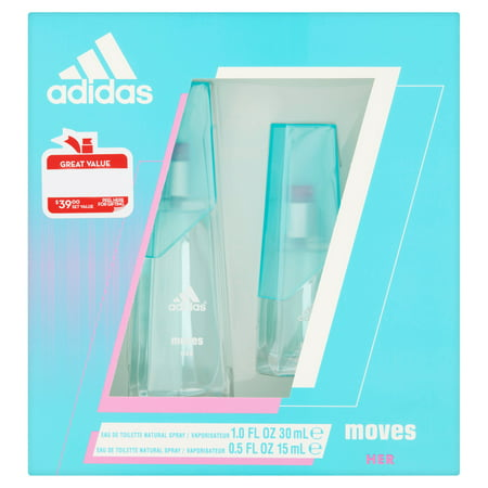 Adidas Moves Her Eau De Toilette Natural Spray (Adidas Sonnenbrille Radfahren)