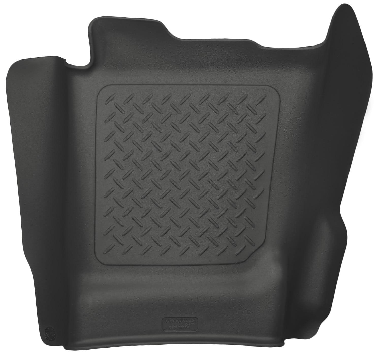 Husky Liners Center Hump Floor Liner Fits 14-18 Silverado//Sierra Standard Cab 83241