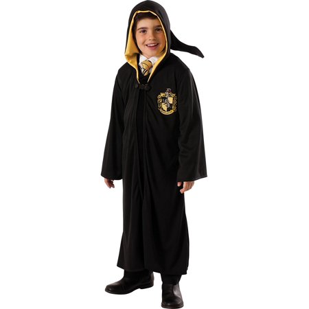 Costume Harry Potter Deathly Hallows Child's Hufflepuff Robe, One Color, Large, Rubie's Costume Harry Potter Deathly Hallows Child's Hufflepuff Robe,.., By Rubie's