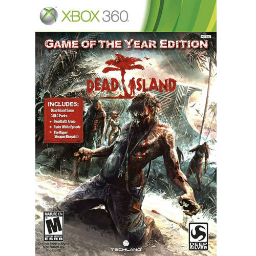 Deep Silver Dead Island Game Of The Year (Xbox 360) - Pre-Owned