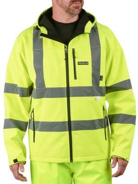 Walls Industries High Visibility Ripstop Jacket