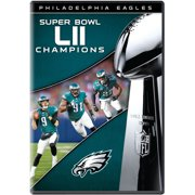 Philadelphia Eagles NFL Super Bowl 52 Champions (DVD) by