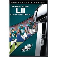Philadelphia Eagles NFL Super Bowl 52 Champions (DVD)