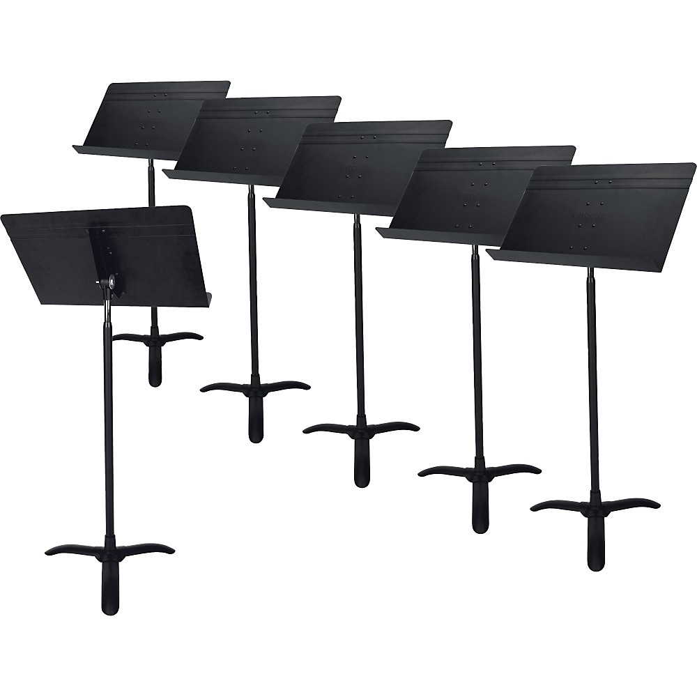 Proline Conductor Sheet Music Stand 6-Pack