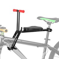 Lightweight Foldable Child Bicycle Seat Kids Saddle Bicycle Bike Front Mount Children Safety Front Seat Saddle Carrier