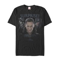 Marvel Men's Thor: Ragnarok Loki Surprise Visitor T-Shirt