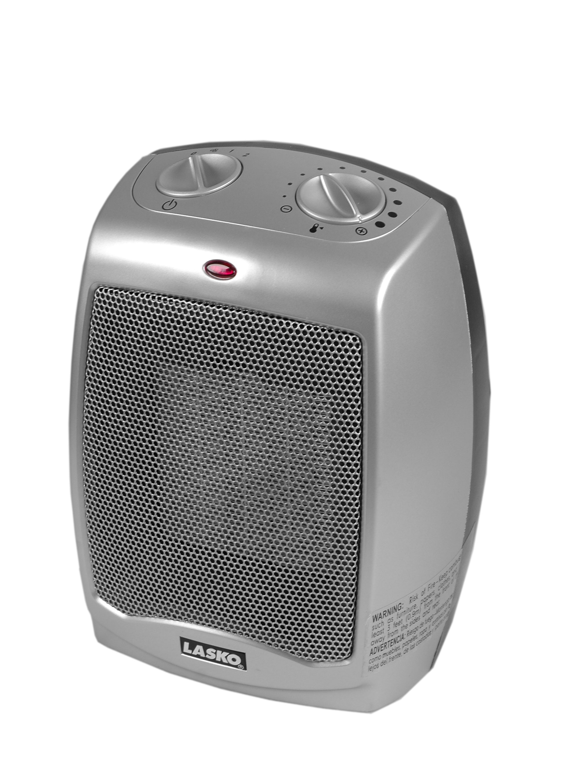 Lasko Electric Ceramic 1500W Heater Home Office Heating