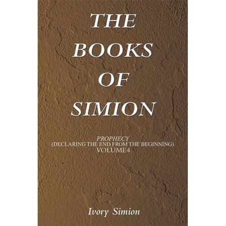 The Books of Simion - eBook ()