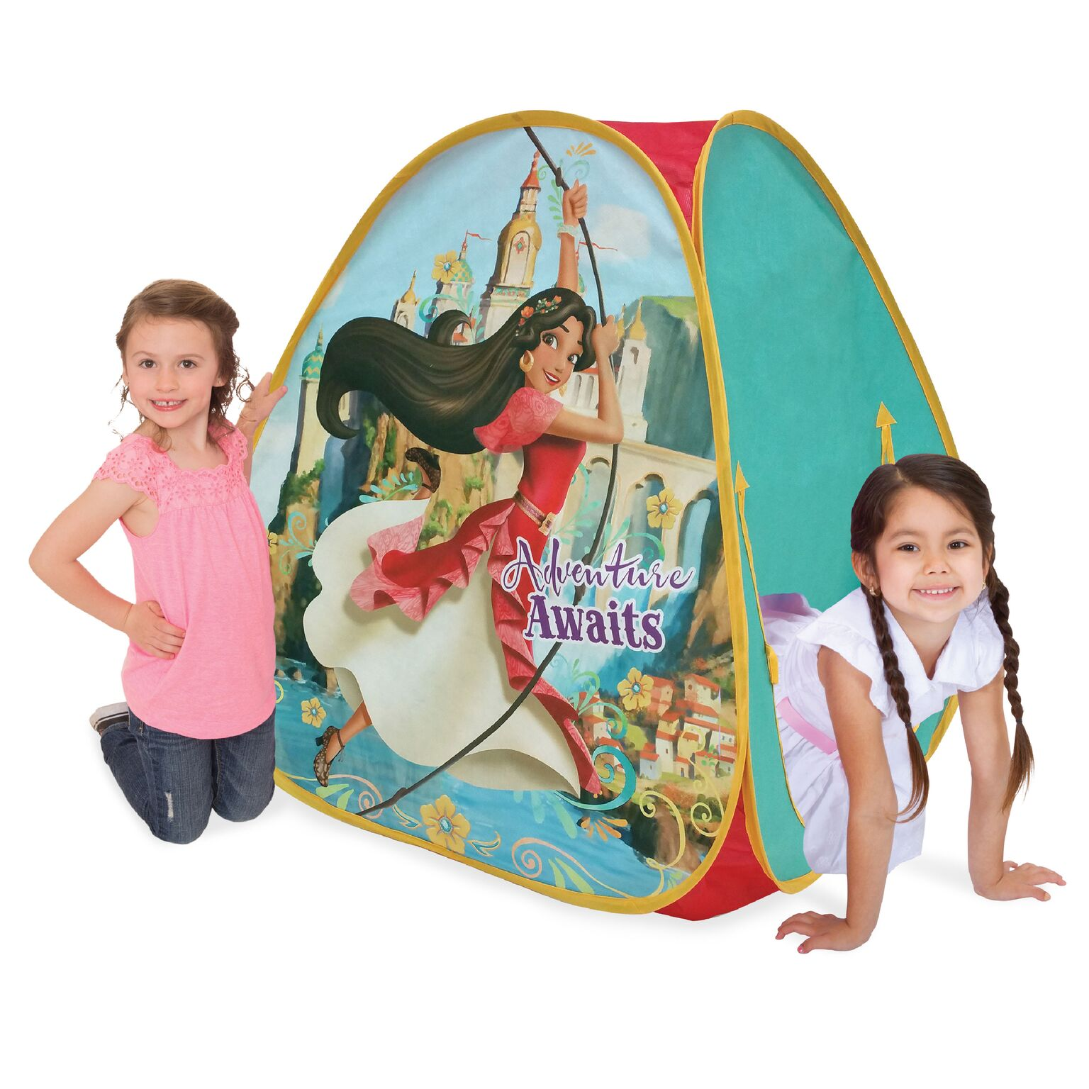 Playhut Elena Of Avalor Classic Hideaway Play Tent