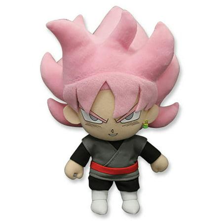 Dragon Ball Super: Super Saiyan Rose Goku Black 8-inch Plush Toy - Black Super Balls