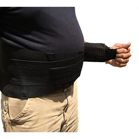 Obesity Support Back and Belly Brace (62