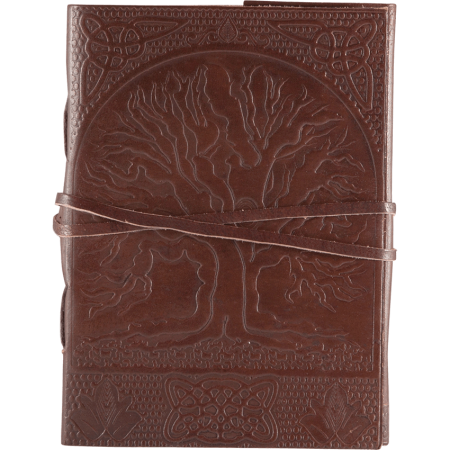 Tree of Life Leather Journal by Medieval Collectibles Life Leather Journal