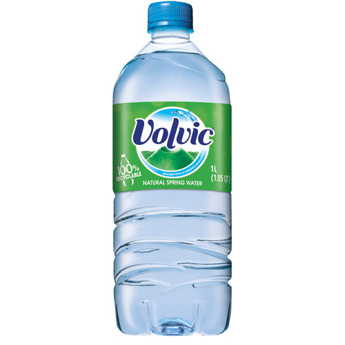Volvic Water, 33.8 oz (Pack of 12)