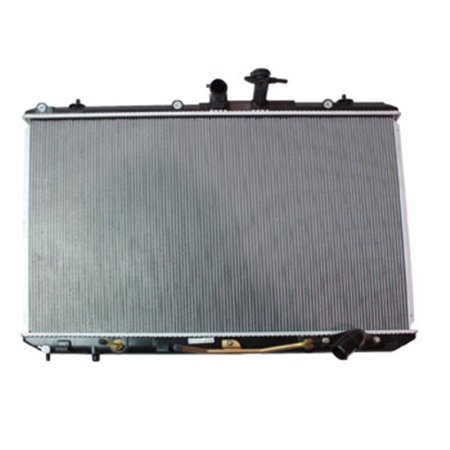 NEW RADIATOR ASSEMBLY FITS TOYOTA 09-10 HIGHLANDER 2.7L L4 2672CC 163 CID TO3010327 3504 221-3148 TO3010327 2690 16041-36050