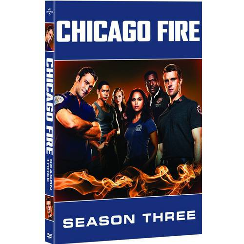 Chicago Fire: Season Three (Anamorphic Widescreen)