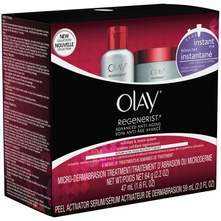 Olay Regenerist microdermabrasion & Désoperculage Microdermabrasion Soin du visage 1 Kit