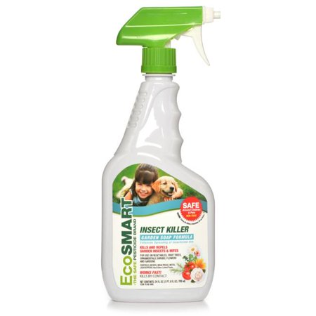 EcoSmart ECSM-33303-04 64 oz Insect Killer-Garden Soap Formula, Pack of 4 ()