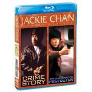 Jackie Chan Double Feature: Crime Story   The Protector (Blu-ray) by