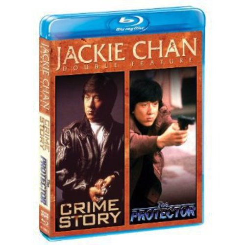 Jackie Chan Double Feature: Crime Story / The Protector (Blu-ray)