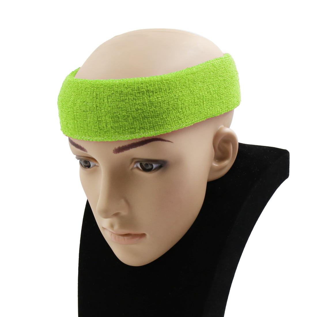 Sport Exercise Headband Sweatband Wristband Running Yoga Xfit