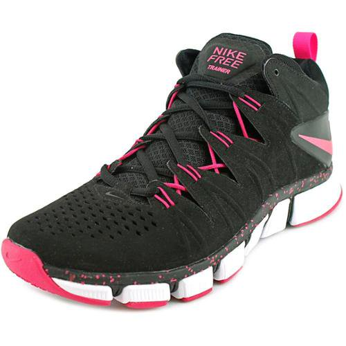 black nike running shoes : Nike Free Trainer 7.0 NRG Men US 14 Black Running Shoe