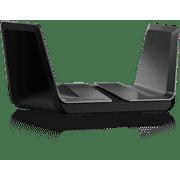 NETGEAR Nighthawk AX8 8-Stream AX6000 Wi-Fi 6 Router, 802.11ax, Black (RAX80-100NAS)