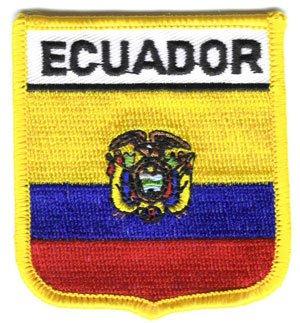 Ecuador Shield Patch