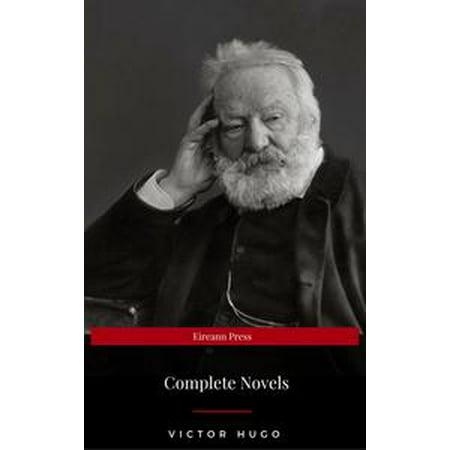 Victor Hugo: Complete Novels (Eireann Press) - eBook