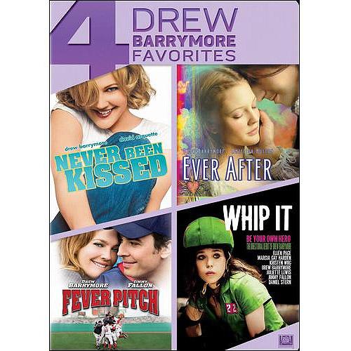 Ever After / Never Been Kissed / Fever Pitch / Whip It (Widescreen)