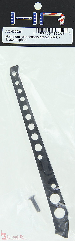 Arrma Kraton Talion Aluminum Rear Chassis Brace AON30C01