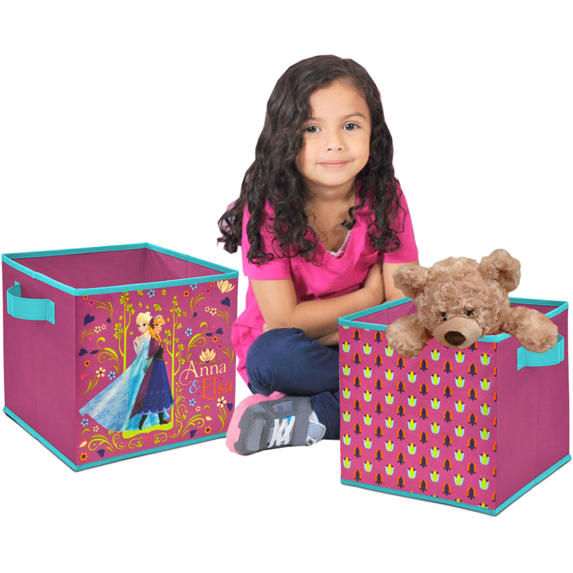 Disney Frozen 2-Pack Storage Cube