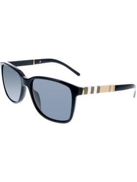 293356077ac4 Product Image Men's BE4181-300187-58 Black Square Sunglasses