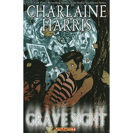 Charlaine Harris' Grave Sight - Charlene Olson Designer