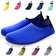 Bridawn Water Shoes for Women and Men, Quick-dry Socks Barefoot Shoes for Swimming Yoga Beach Surf Aqua Sports