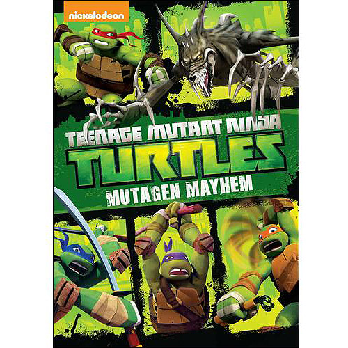 Teenage Mutant Ninja Turtles: Mutagen Mayhem (Widescreen)