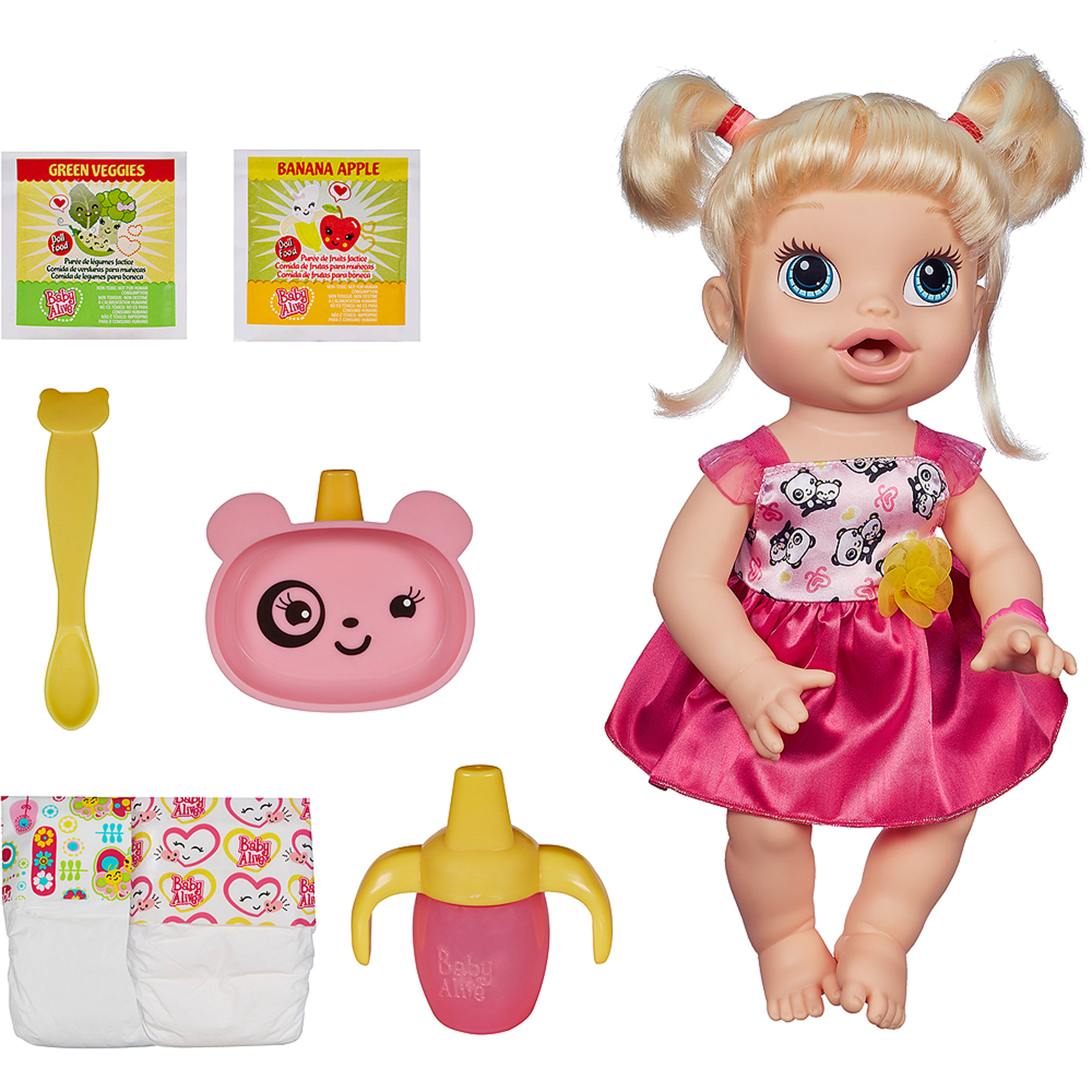 Baby Alive My Baby All Gone Doll, Blonde