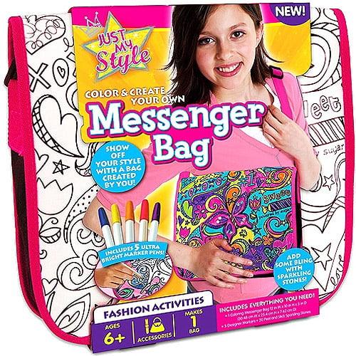 Just My Style Messenger Bag Kit