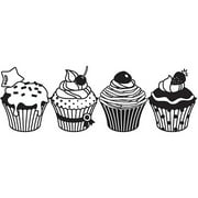Deco Stamp Roller, Cupcakes
