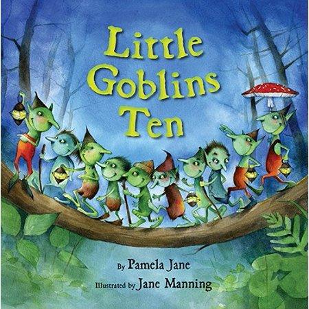Little Goblins Ten](Goblin Halloween Town)