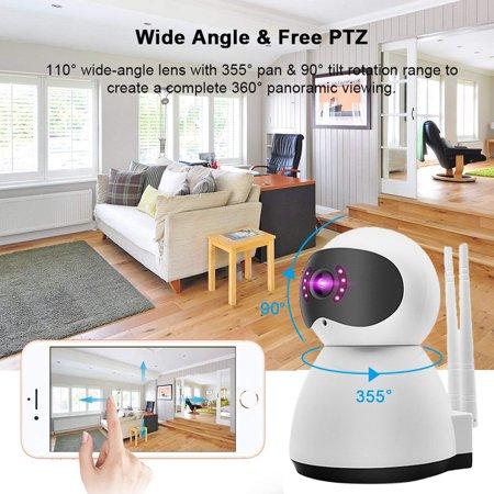 DIGOO 1080P Home Security IP Camera Wireless Smart WiFi Audio CCTV Camera, Night vision,Two-way audio,APP Remote Wireless Surveillance - image 6 de 10