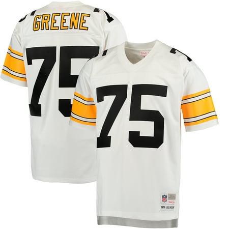 Joe Greene Pittsburgh Steelers Mitchell & Ness Retired Player Legacy Replica Jersey -
